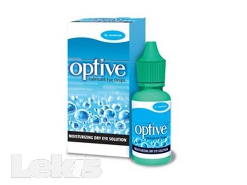 Optive oční kapky 10ml