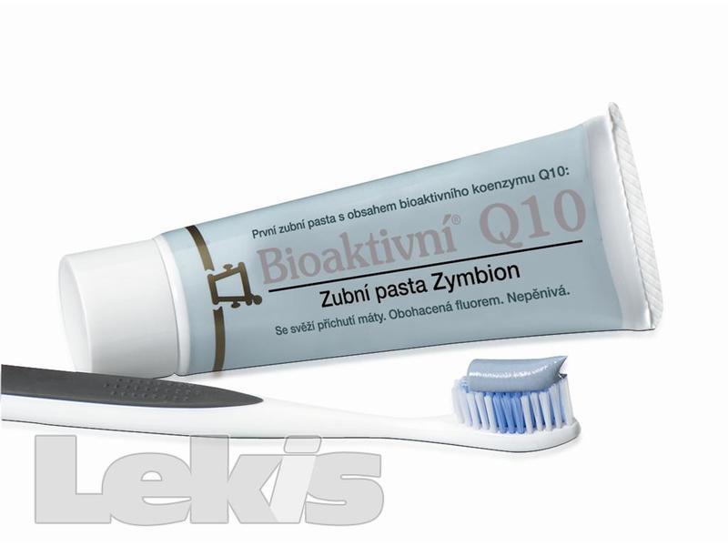 Bioaktivní Q10 Zubní pasta Zymbion (Q10 zubní past