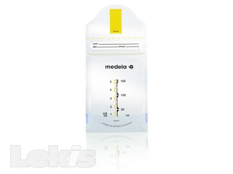 MEDELA Sáčky na zamraz.mateřského mléka 145ml 20ks