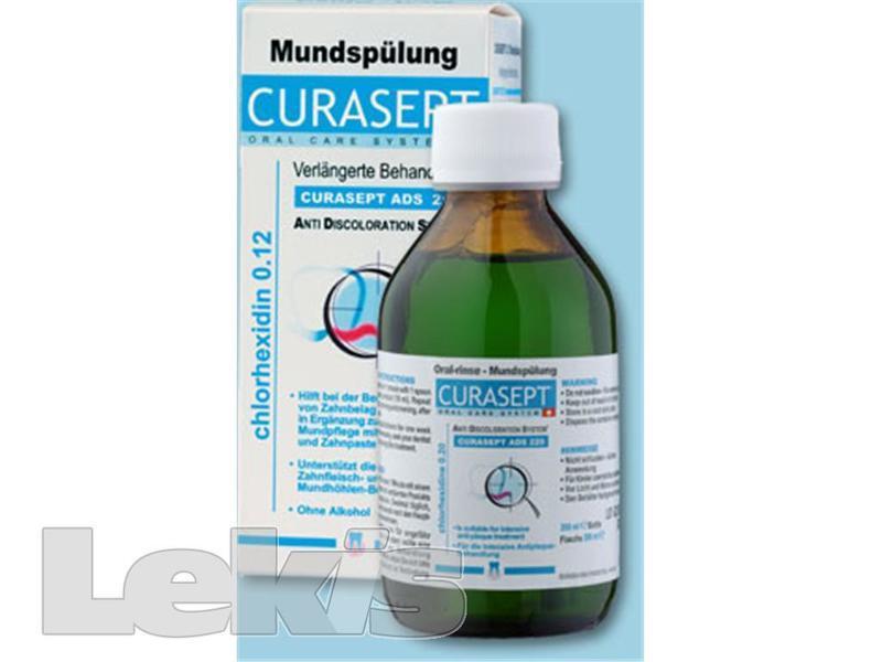 CURASEPT ADS 212 ústní voda 200ml