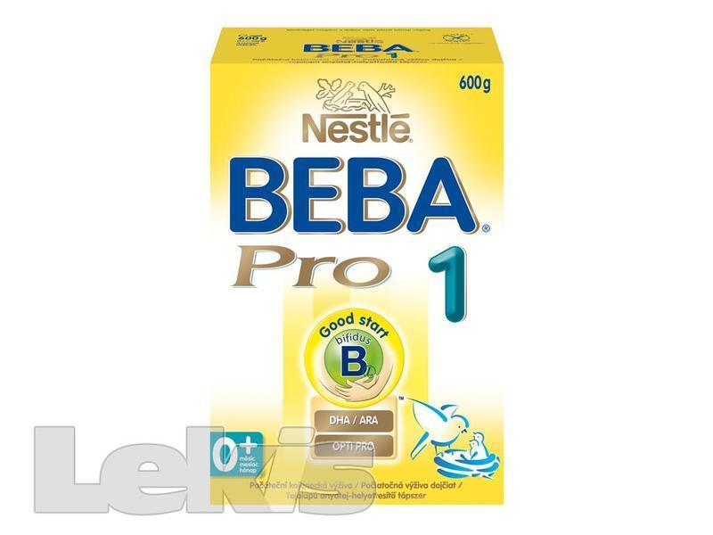 NESTLE Beba 1 PRO 600g