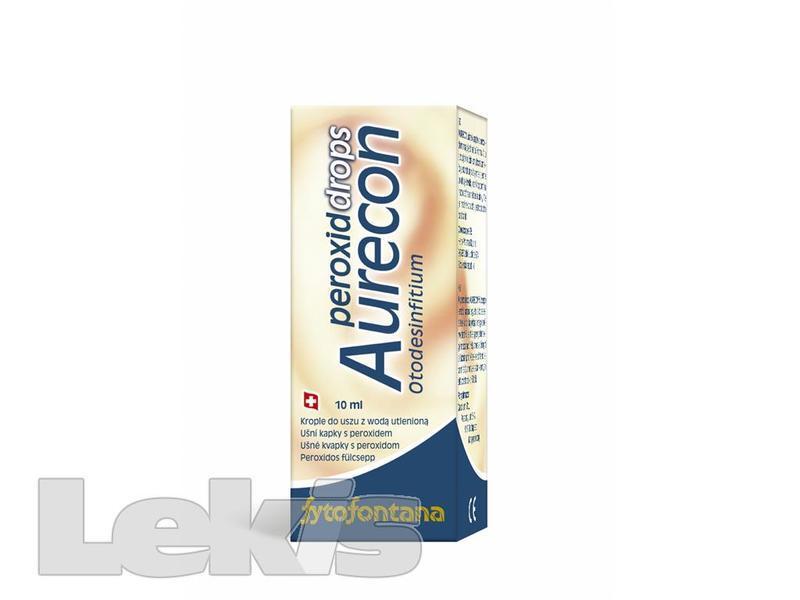 Fytofontána Aurecon peroxid drops 10 ml