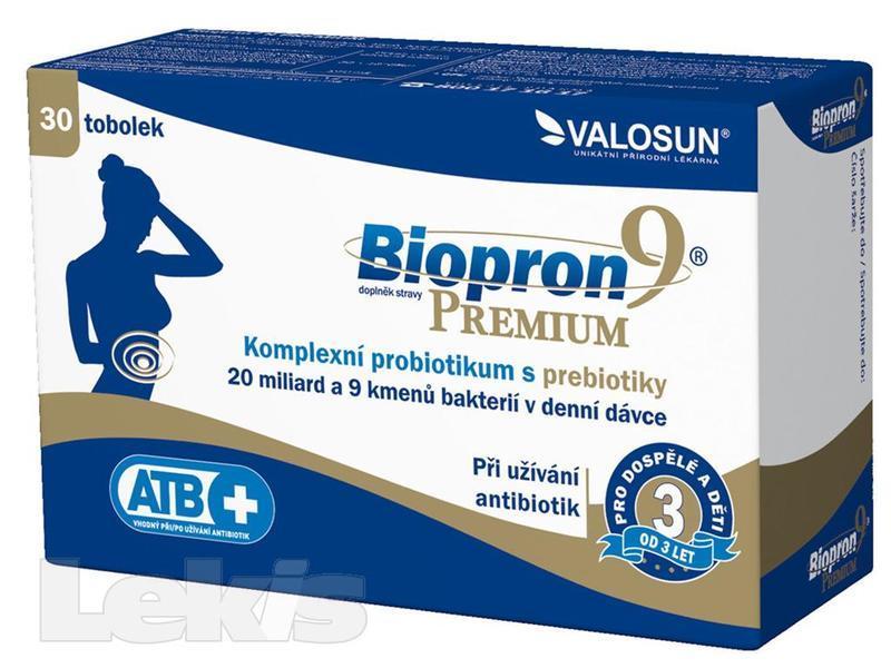 BIOPRON9 PREMIUM TOB.30