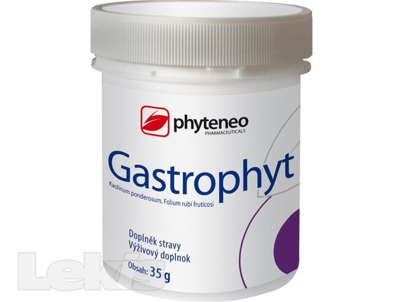 Phyteneo Gastrophyt 35g-od 1 roku, žaludeční problémy
