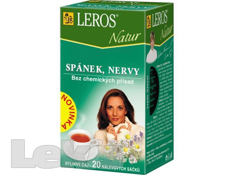 LEROS NATUR SPÁNEK A NERVY N.S.