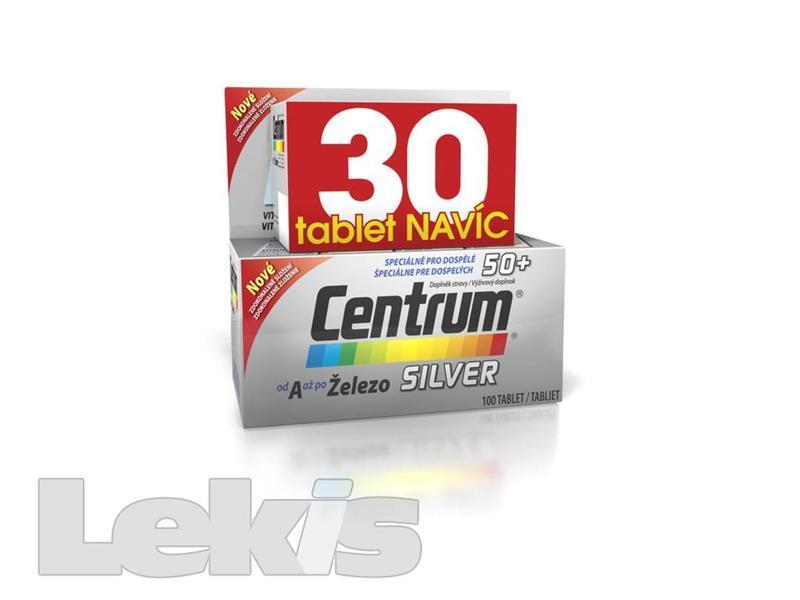 CENTRUM SILVER S MULTI-EFEKTEM TBL.100+30