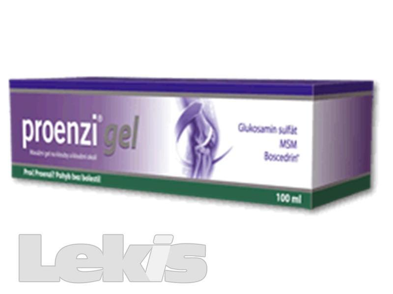 WALMARK PROENZI GEL 100 ML