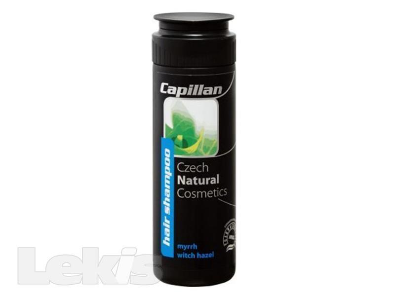 Capilllan šampón 200ml