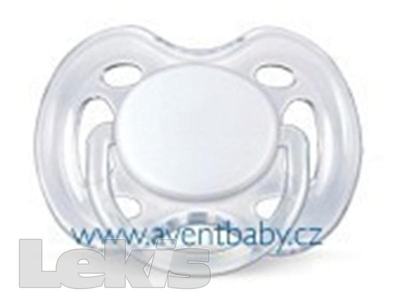 AVENT Šidítko SENSITIVE 0-6m.bez BPA 1ks