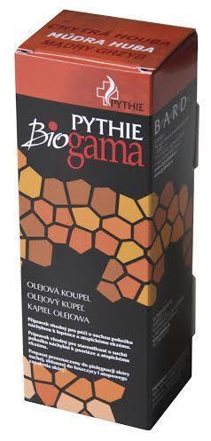 Chytrá houba Pythie Bio Biogama 50ml