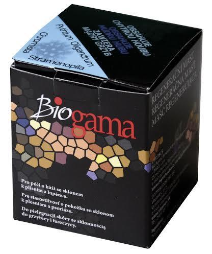 Chytrá houba BioGama krém 50g